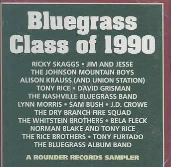 BLUEGRASS CLASS OF 1990 (CD)