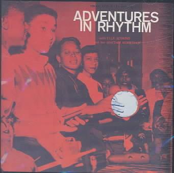 ADVENTURES IN RHYTHM BY JENKINS,ELLA (CD)