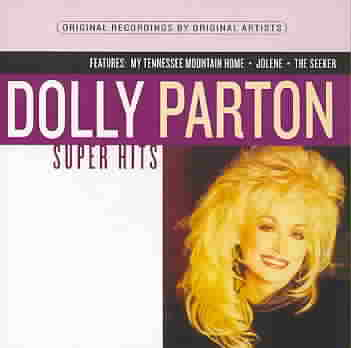 SUPER HITS:DOLLY PARTON BY PARTON,DOLLY (CD)