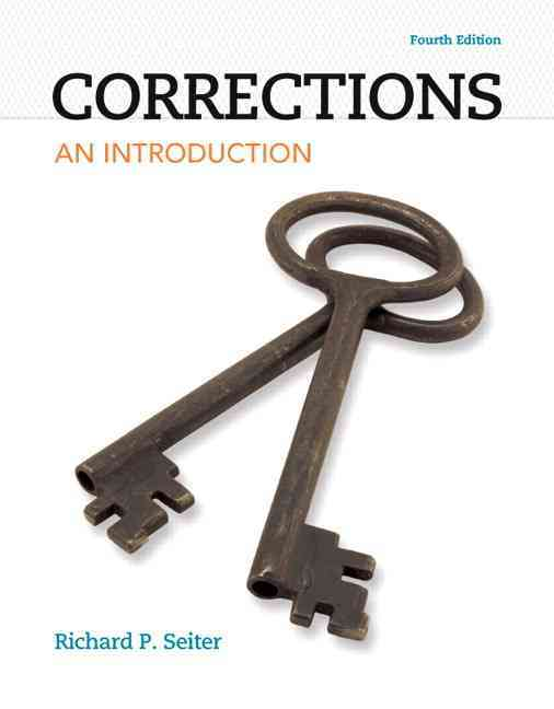 Corrections By Seiter, Richard P.